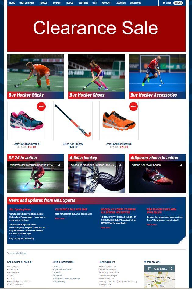 G & L Sports
